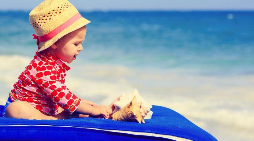 Tắm nắng cho trẻ sơ sinh không cấp đủ Vitamin D cần thiết