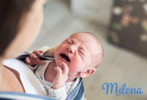 Khi đến giai đoạn khóc dạ đề, trẻ có thể khóc hàng tiếng mà không thôi