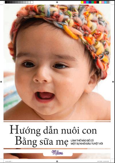 Sach Cam Nang Nuoi Con Bang Sua Me