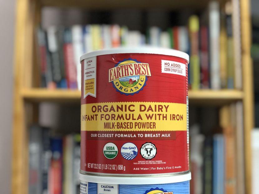 Sữa Earth's Best Organic 5