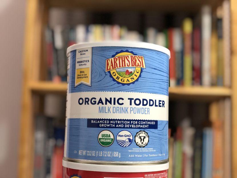 Sữa Earth's Best Organic 6