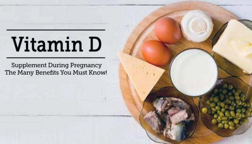 Bổ sung Vitamin D đảm bảo dinh dưỡng 1000 ngày đầu đời của trẻ
