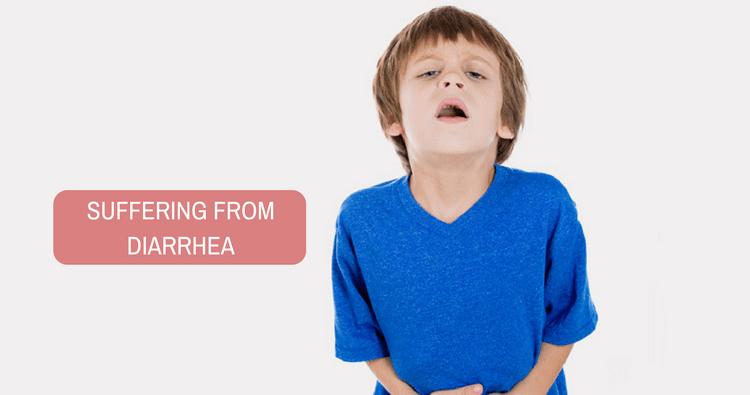 Kẽm giúp giảm tiêu chảy ở trẻ