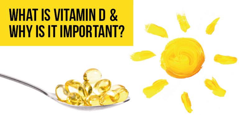 Lịch sử của Vitamin D
