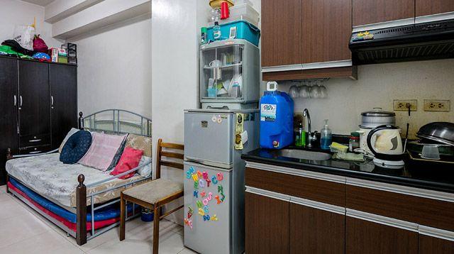 nuôi con trong căn hộ 21m2 - Milena-2