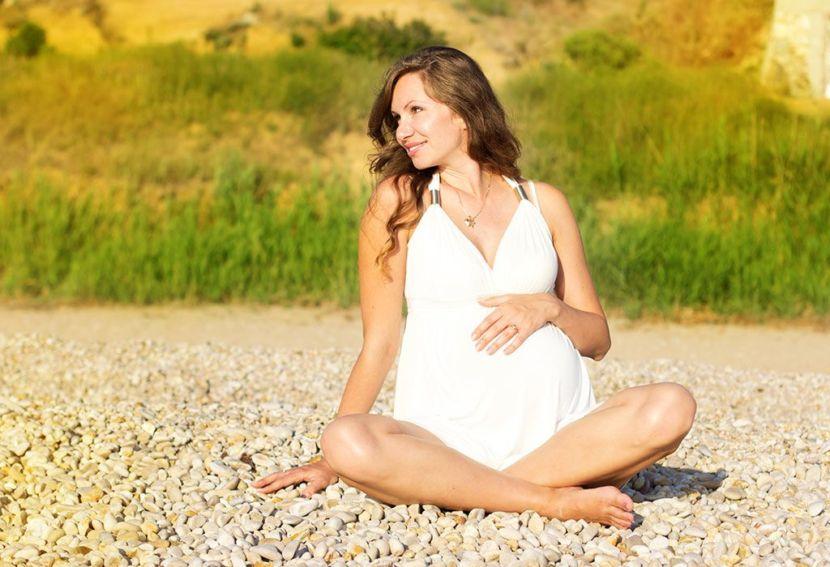 Phơi nắng trong thai kỳ có cần bổ sung Vitamin D không - Milena - 2