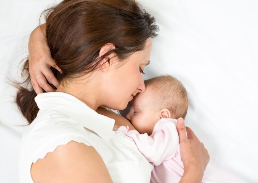 Trẻ lười bú mẹ khi mới sinh - Milena - 1