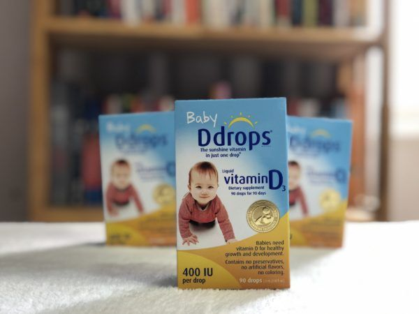 Vitamin D3 Baby Ddrops 400IU-Milena-2