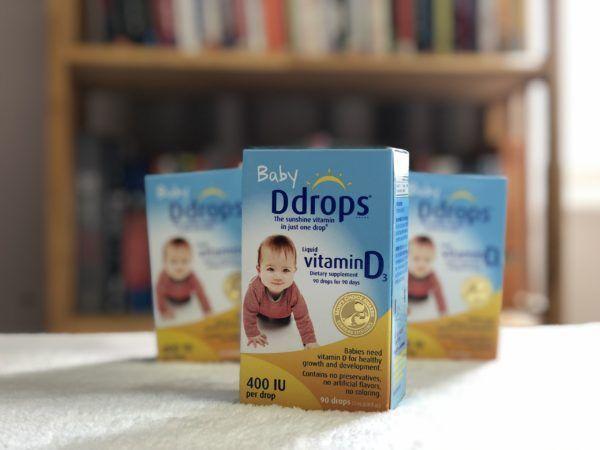 Vitamin D3 Drops 400IU per drop - Milena-1