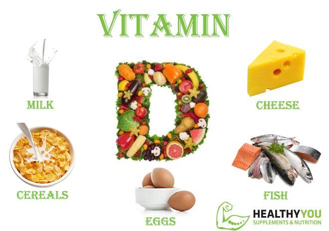 thực phẩm giàu vitamin D - Milena - 1