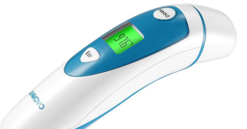 Đo nhiệt độ cho trẻ sơ sinh - Milena - 1