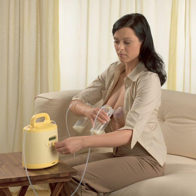 Máy hút sữa Medela Symphony giúp mẹ ít sữa kích sữa hiệu quả nhất
