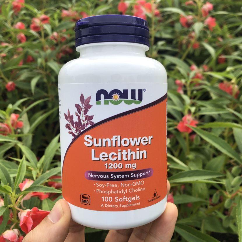 Thuốc trị tắc tia sữa Now Lecithin - Milena - 3