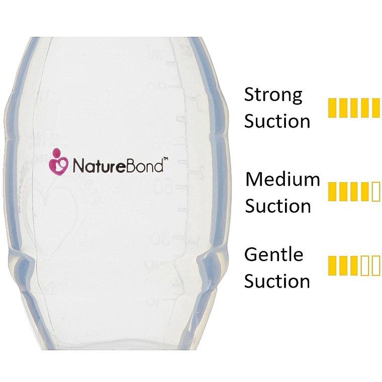 Cốc hứng sữa NatureBond - Milena -6