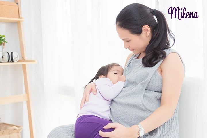Thắc Mắc Thường Gặp Về Nuôi Con Bằng Sữa Mẹ