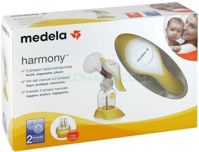 Máy hút sữa bằng tay Medela Harmony - Milena - 1