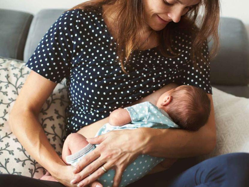 Rò rỉ sữa và chảy sữa sau sinh - Milena - 9