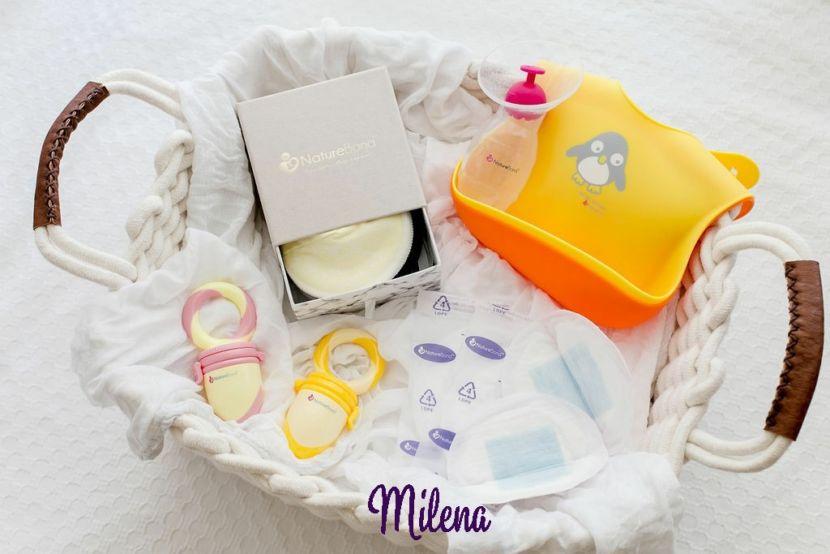 Cốc hứng sữa Nature Bond - Milena -AllProducts