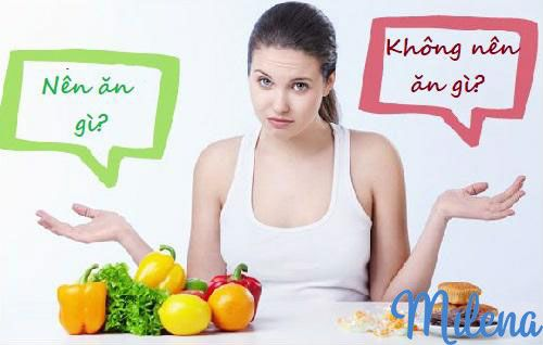 Những thực phẩm tốt cho mẹ bầu ba tháng đầu