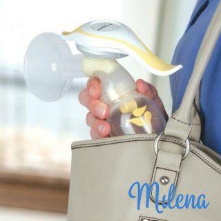 máy hút sữa bằng tay Medela Harmony,