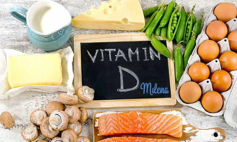 Vitamin D không những giúp cung cấp dưỡng chất cho mẹ mà còn cung cấp cho bé