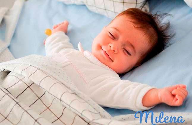 Một giấc ngủ sâu giúp bé phát triển tốt hơn