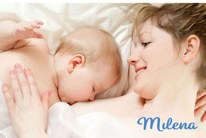 Sữa mẹ dần ít đi là dấu hiệu điểu chỉnh lượng sữa