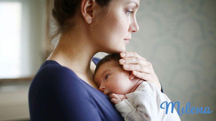 Mẹ trầm cảm sau sinh là trường hợp rất dễ bắt gặp