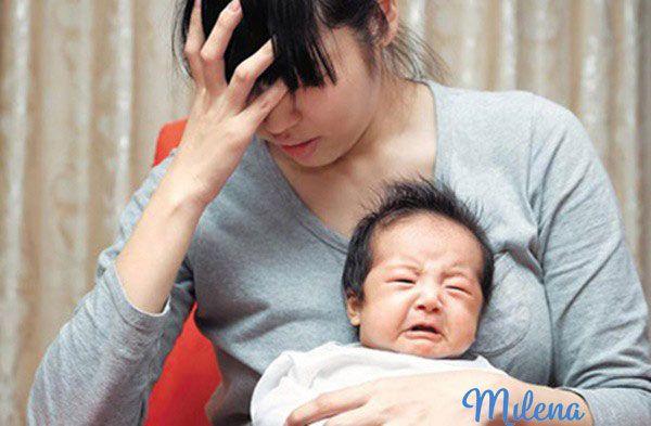 Đừng để bản thân trút giận lên bé