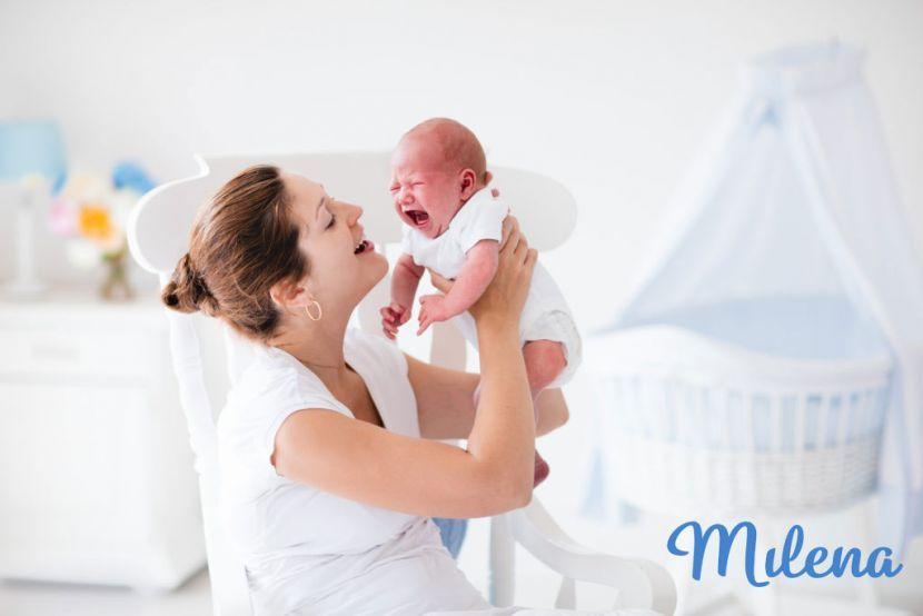 Sữa mẹ cung cấp cho bé