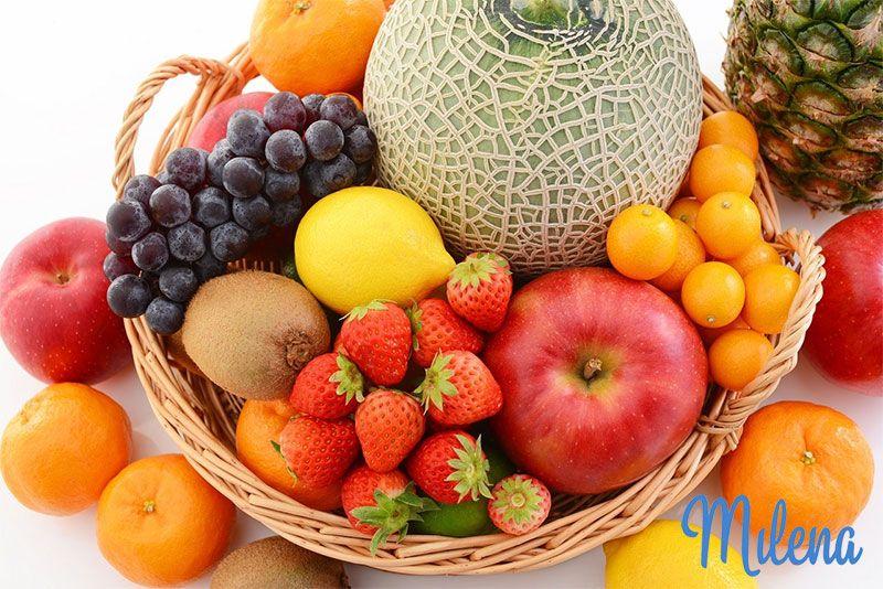 Những loại trái cây không nên kết hợp
