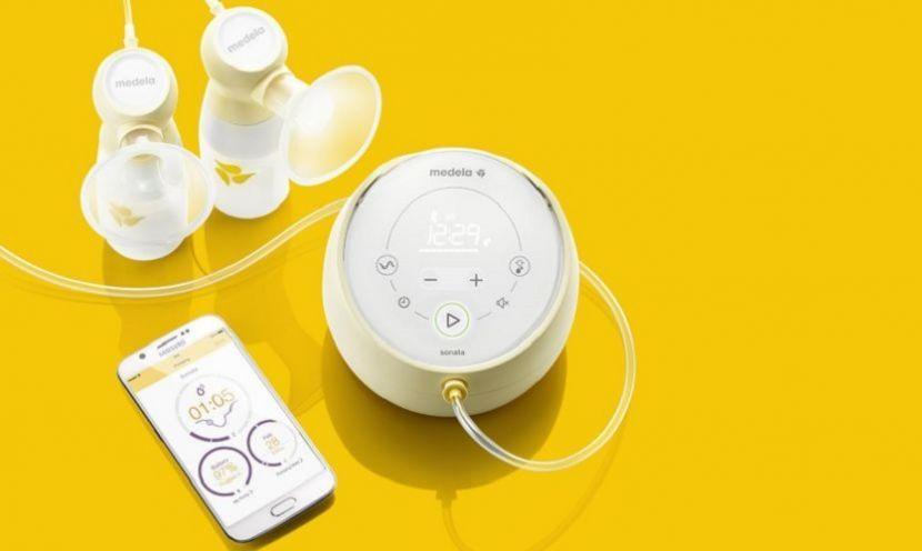 Máy hút sữa Medela sonata sang chảnh thông minh