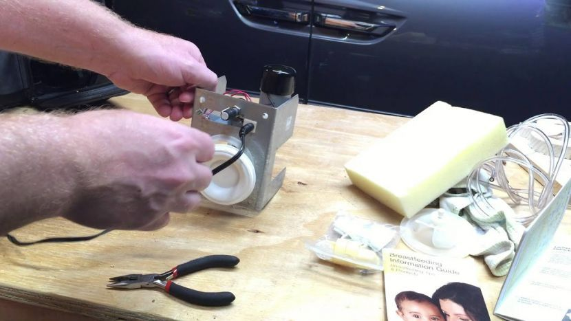 sửa máy hút sữa Medela tại tphcm - 7