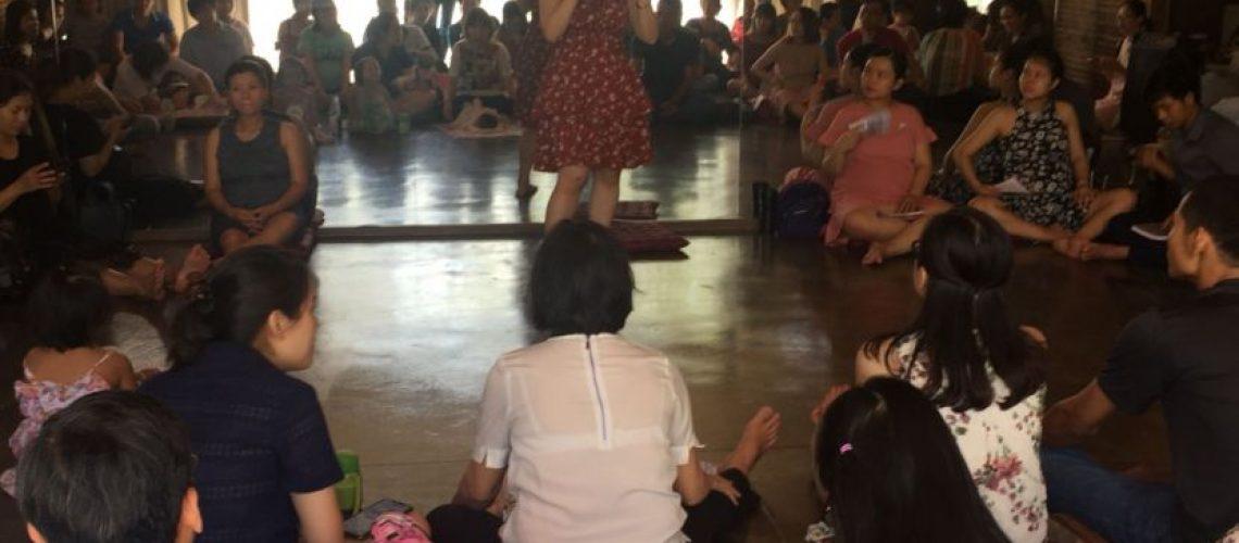 Chị Mai Milena Tham Gia Offline Tư Vấn Sữa Mẹ của Bác Sĩ Sữa Mẹ Lê Ngọc Anh Thy - 2
