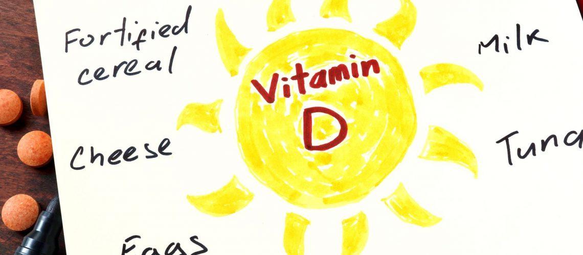 Lịch sử của Vitamin bắt nguồn từ nghiên cứu còi xương