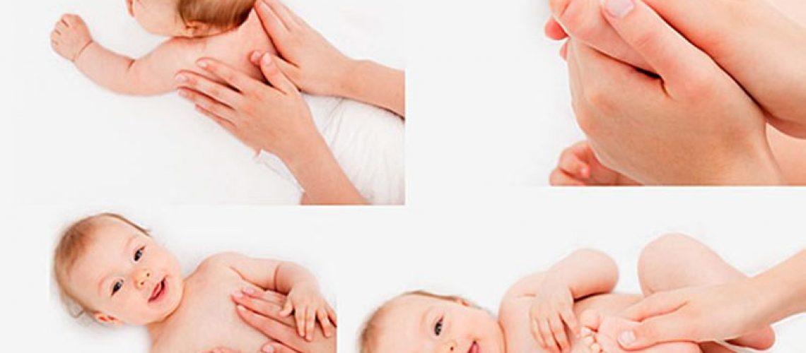 Mát xa cho trẻ sơ sinh - Milena - 4